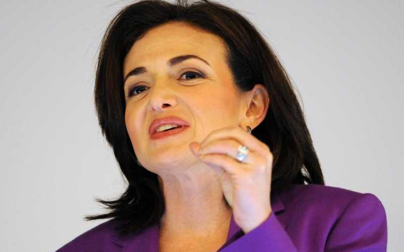 Sheryl Sandberg - Foto: Angelika Warmuth