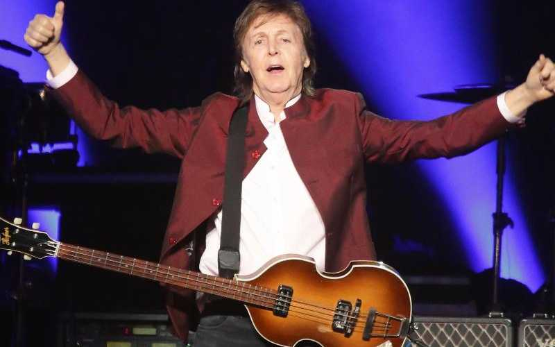 Paul McCartney - Foto: David Young