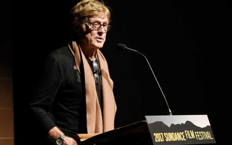 Sundance Film Festival - Robert Redford - Foto: Chris Pizzello