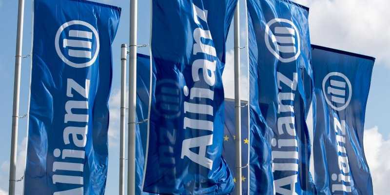 Allianz - Foto: Peter Kneffel/Symbolbild