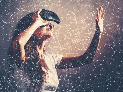 Virtual Reality ist der Trend der Zukunft. Allerdings bietet die virtuelle Realität nicht nur Chancen für die Unterhaltungsindustrie