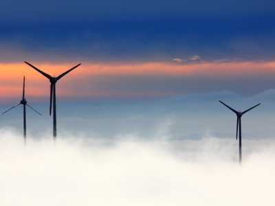 Windkraft als grünes Investment