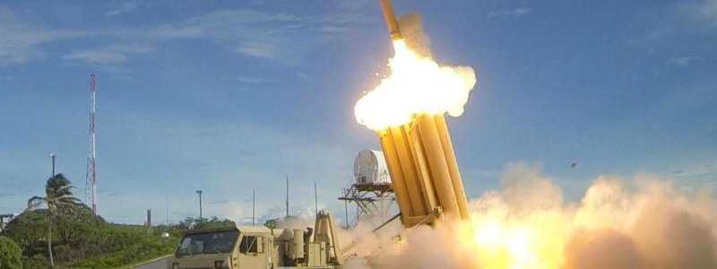 THAAD-Raketenabwehr - Foto: Ralph Scott/Department Of Defense